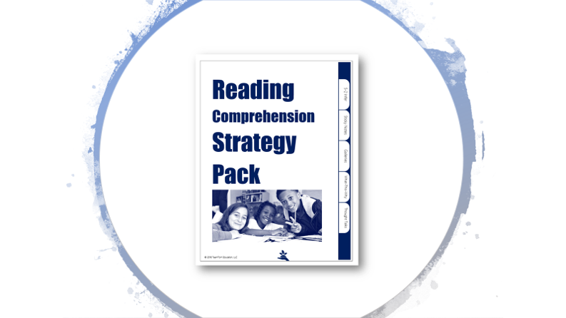 Reading Comprehension Strategies Pack